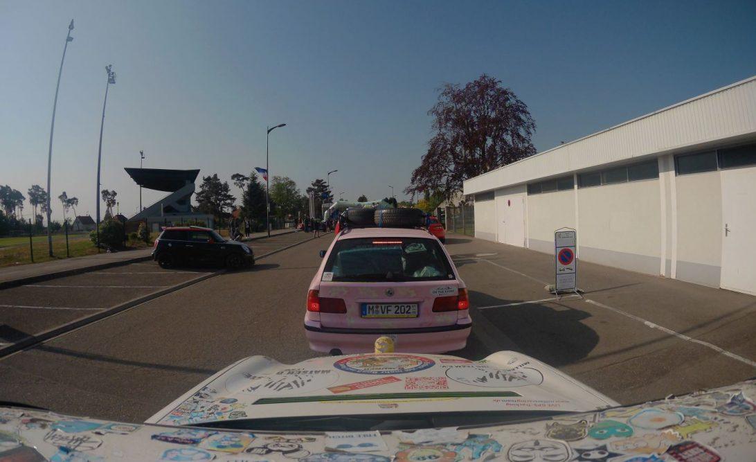 EOR2018 – TAG 1 – Roadbook und Start