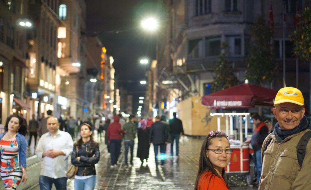 EOR2018 – TAG 7 – Die Istanbuler Altstadt ist schön