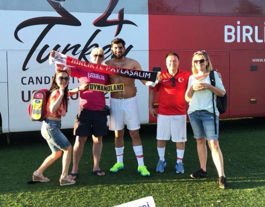 EOR2018 – TAG 9 – EOR2018 vs Türkei Soccer Championship